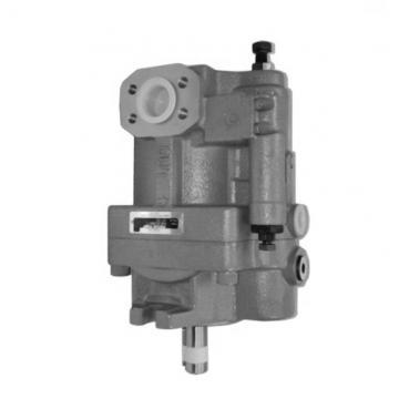 NACHI PZS-6B-220N4-10 PZS pompe à piston