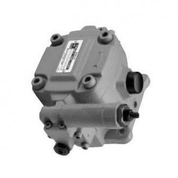 NACHI VDR-11B-1A2-1A2-22 VDR pompe à palettes