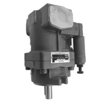 NACHI VDR-11B-1A2-1A2-13 VDR pompe à palettes