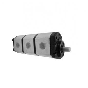 NACHI IPH-66B IPH Double Pompe à engrenages