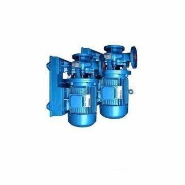 Vickers PV032R1K1T1NELZ+PVAC2MCMNSTW20 PV 196 pompe à piston